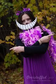 Cheshire Cat Costume Diy Cheshire Cat Costume Overstuffed