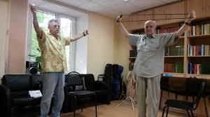 chamah health program for elderly in moscow