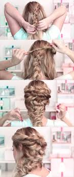 hairstyles for wedding 24 beautiful bridesmaid hairstyles for any wedding the goddess