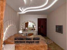 Gorgeous Gypsum False Ceiling Designs To Consider For Your Home - Fall ceiling designs for bedrooms