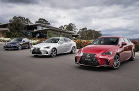 lexus is 200t colors 2017 lexus is 200t 350 300h now on sale revised design more