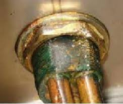 remove a kitchen faucet tool to remove flat hex nut from underneath kitchen faucet