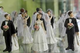 Marriage Images Canada S Families Shifting Away From Marriage To Common Same