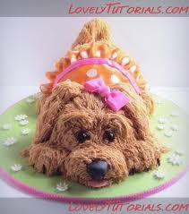 325 best dog cake images on pinterest animal cakes amazing