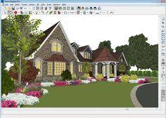 Punch Home Design Software Free Download 3d Home Architect Landscape Design Deluxe 6 Free Download