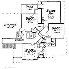 european style house plan 4 beds 4 00 baths 3300 sq ft plan 52 181