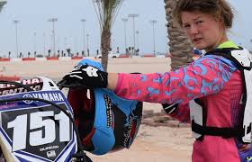 pro female motocross riders courtney duncan wins world women u0027s motocross championship opening