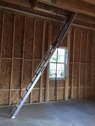 attic access ladder general discussion contractor talk
