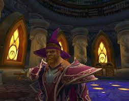 pop culture references in wow npcs and quests from games and
