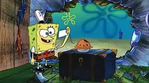 spongebob squidward makes dinner for spongebob spongebob
