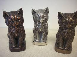 cat urn brass sitting cat urn bronze dog cat urns ceramic