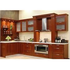 wooden kitchen cabinets in bengaluru karnataka wood kitchen