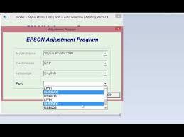 epson t13 resetter adjustment program free download resetter epson sp1390 with new tiny board adjustment program
