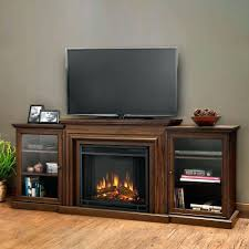 tv stand charming oak fireplace tv stand for living space real