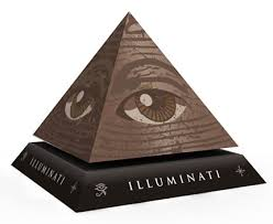 illuminati Pyramid Papercraft