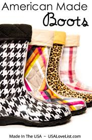 womens boots made in america muck boots made in usa fashion boots