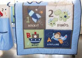 airplane crib bedding airplane fourpiece crib bedding you choose