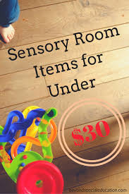 sensory room items for under 30 sensory rooms budget and budgeting