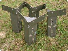 Ez Duck Blind Wooden Hunting Blind Keep It Cheap And Use Old Pallets Deer