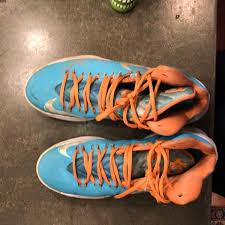 kd easter 5 nike kd 5 easter used basketball footwear sidelineswap