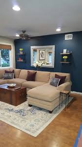 Blue Paint Color Seaworthy By Sherwin Williams Perfect For Living - Great colors for living rooms