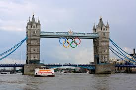 olympic rings london images Where 39 s the olympic rings dessert adventures jpg