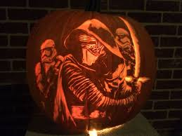 100 star wars pumpkin templates how to create awesome star wars