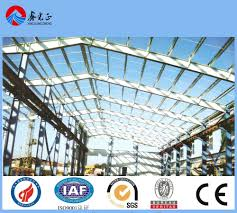 prefabricated steel structure warehouse building prefabricated