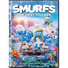 smurfs lost village walmart