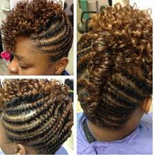 stranded rods hairstyle two strand hairstyles double strand twists and rod set curls