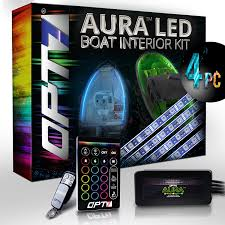 amazon com opt7 boat interior glow led lighting kit multi color