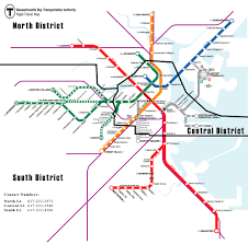 Boston Airport Map by Mbta Subway The T Maps Schedules And Fare Information For T
