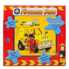 u0026m fireman sam rescue vehicle 271305 u0026m