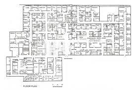 floor plan of hospital hospital architectural plans charlottedack com