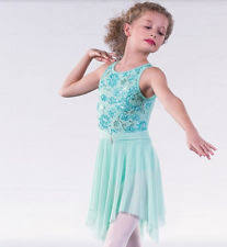 lyrical ballet dress dancewear u0026 accessories ebay