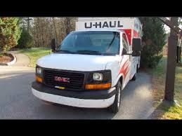 Uhaul Estimate by 2013 Gmc Uhaul Truck Review Tour