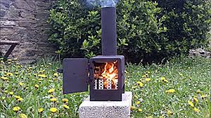 rocket stove mini wood burner youtube