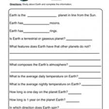 space worksheets have fun teaching