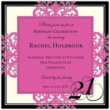 21 birthday invitations haskovo me