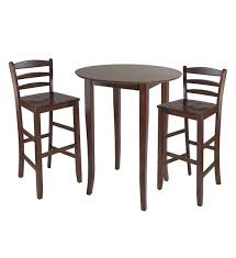 bar top table and chairs outdoor high top table set piceditors com