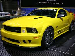 modified toyota corolla rxi saleen ford mustang s281 extreme 2005 pictures information