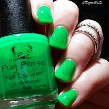 let u0027s begin nails pug posse nail lacquer take us to mars