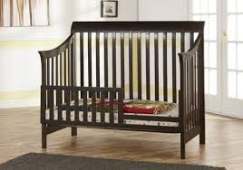Crib Converts To Toddler Bed Merano Forever Crib By Pali Furniture