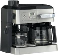 espresso maker electric coffee maker for restaurant delonghi combination coffee espresso