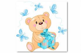 tableau chambre bébé pas cher tableau chambre bebe pas cher 4 tableau enfant ourson bleu 50x50