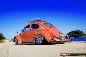 blue volkswagen beetle vintage lowrider vw beetle superfly autos