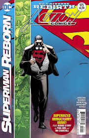 supergirl comic box commentary review action comics 975