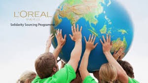 l u0027oreal solidarity sourcing programme youtube