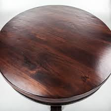 Colonial Dining Table Colonial Plantation 60 U2033 Round Dining Table U2013 Simply Austin Furniture