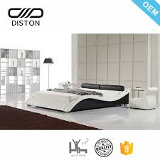 White Leather Sleigh Bed Sleigh Bed Sleigh Bed Suppliers And Manufacturers At Alibaba Com